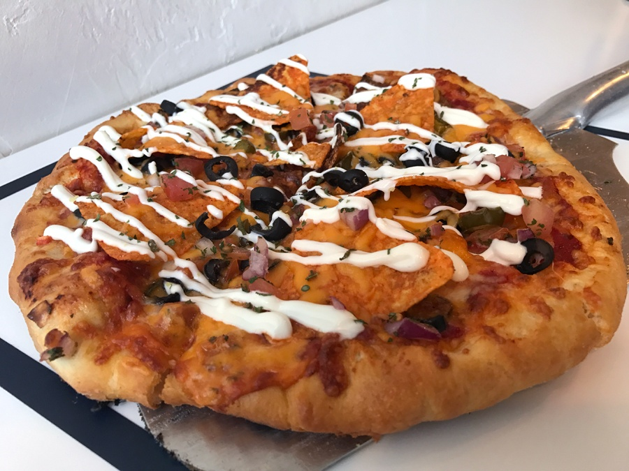 junked food co pizza