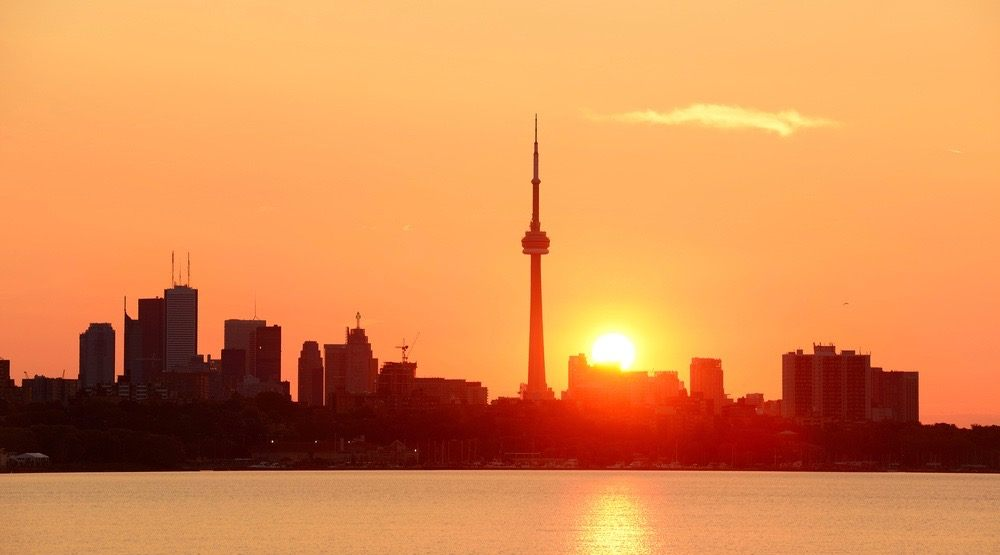 It's going to feel like 28°C in Toronto for Thanksgiving weekend