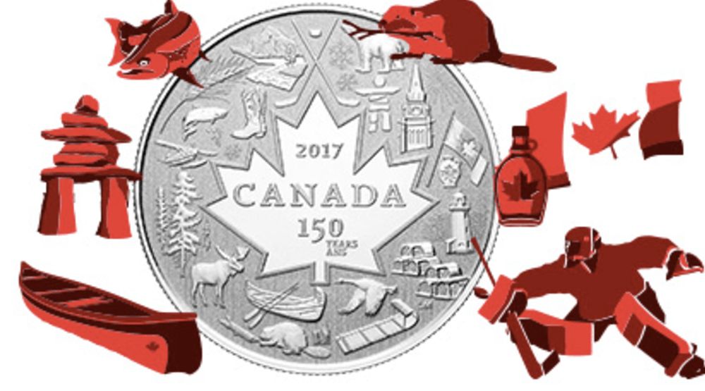 Canada is getting a new $3 coin for its 150th birthday