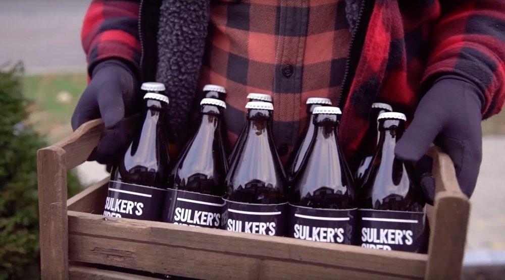 Sulkers cider