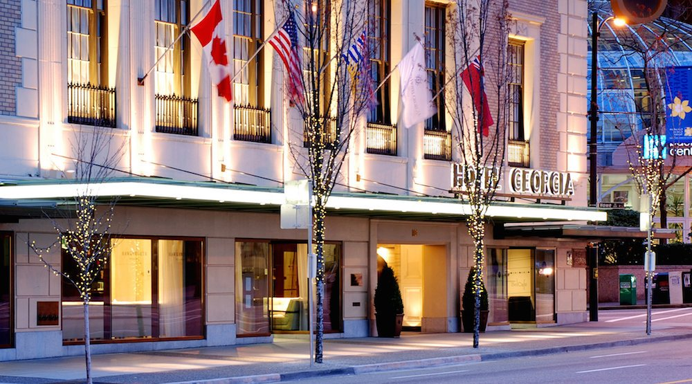 Rosewood hotel georgia vancouver