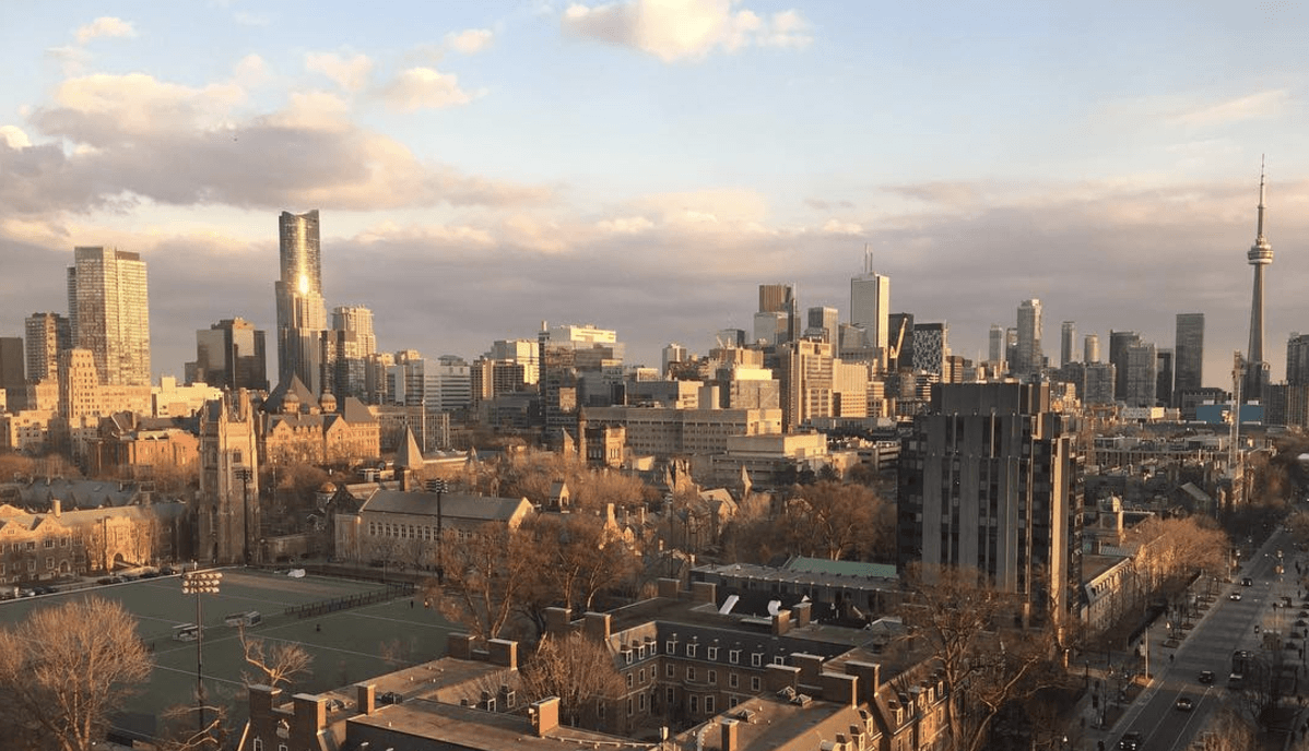 Environment Canada confirms today is the warmest March 1 in Toronto's history