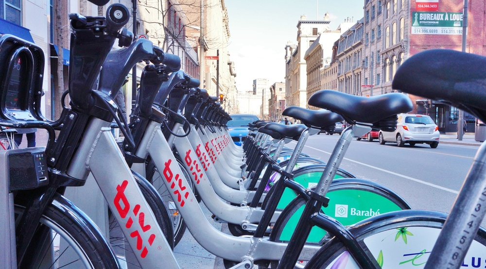 Montreal Bixi Bikes will be back on the streets on April 15th