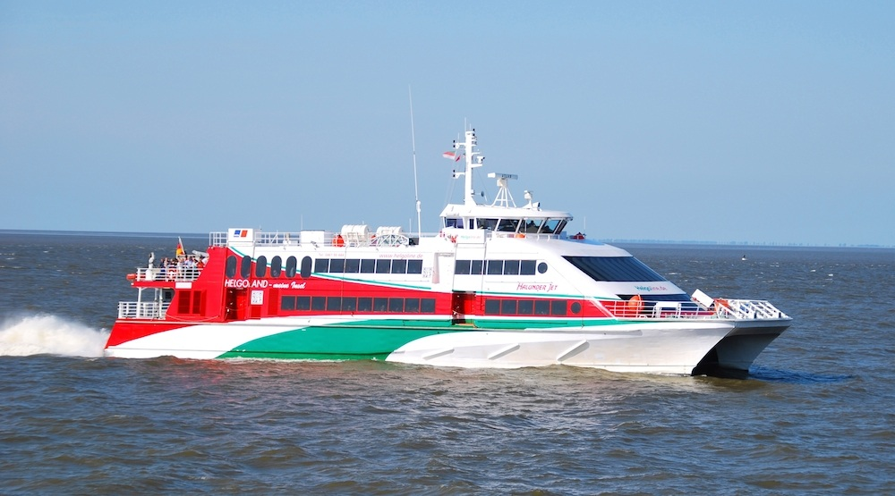 Halunder jet high speed ferry vancouver victoria 2
