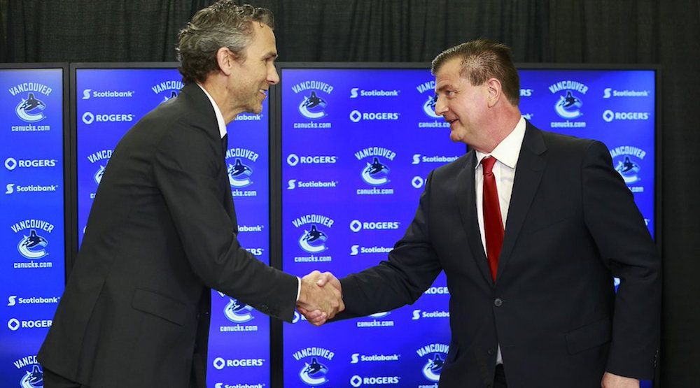 Patience is needed with Canucks management