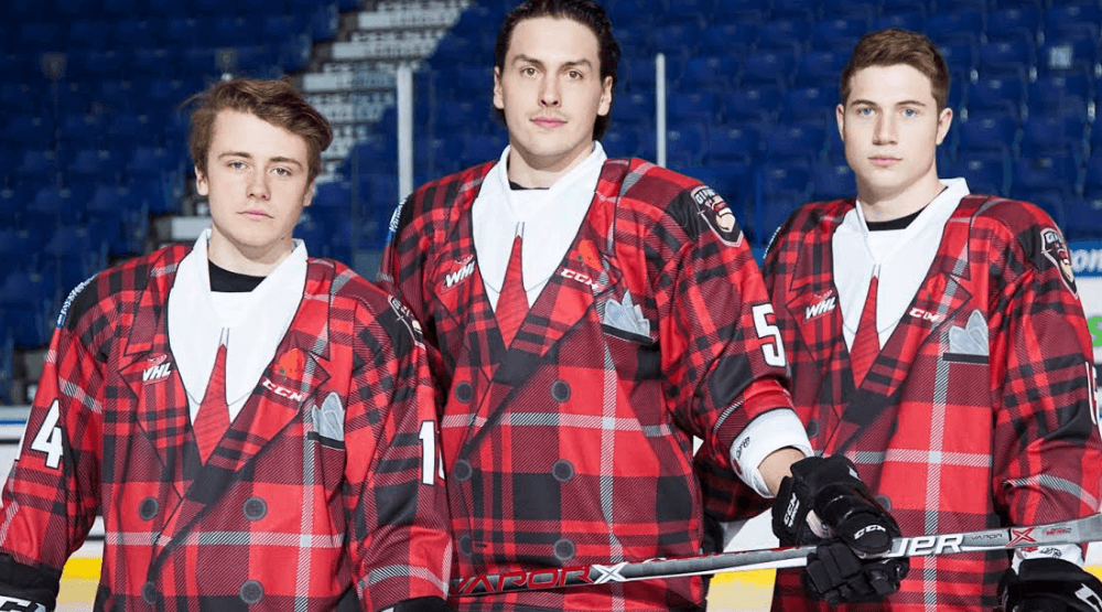 Vancouver Giants dressing dapper for good cause on Don Cherry night