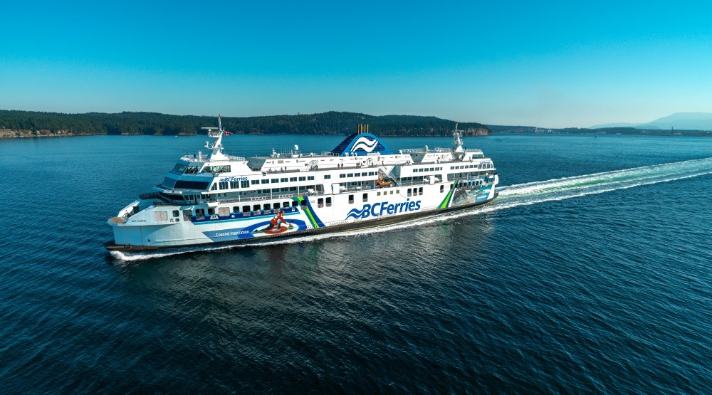 BC Ferries bans passengers from smoking and staying in cars on closed lower decks