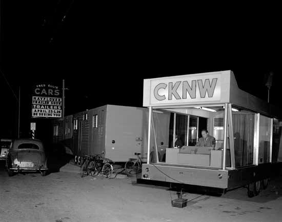 CKNW New Westminster