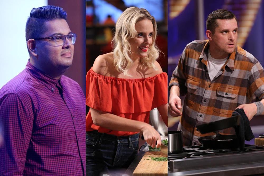 3 Calgarian home cooks represent on MasterChef Canada