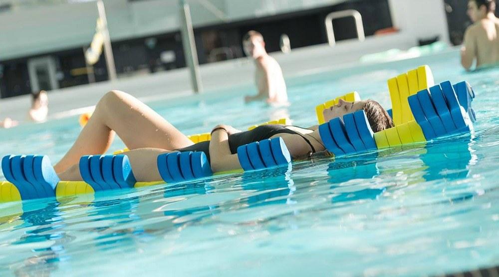 Make a splash at the new UBC Aquatic Centre