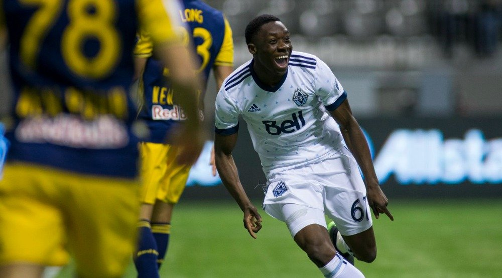 4 English Premier League teams have shown interest in Whitecaps' Davies