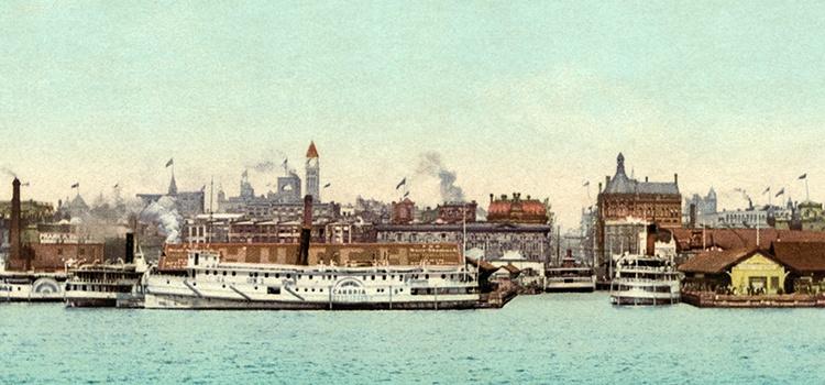 toronto 1901