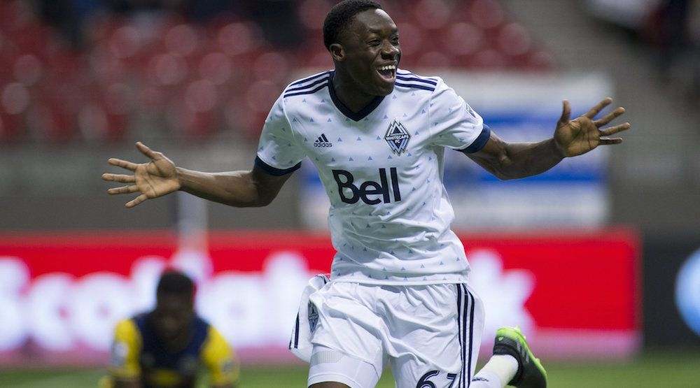 Report: 17-year-old Canadian Alphonso Davies gets invite from Manchester United