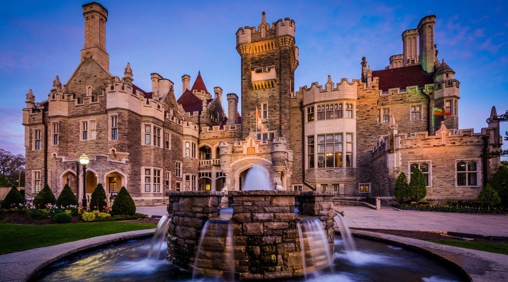 Casa Loma is opening a new high-end restaurant this summer