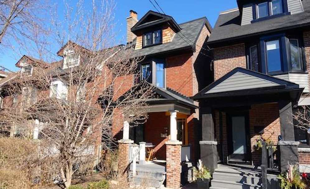 This Toronto house just sold for $800K over asking in less than a week (PHOTOS)