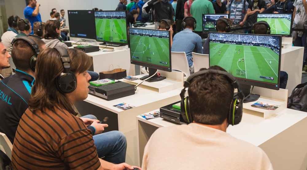There's a FIFA 17 tournament in Vancouver this weekend