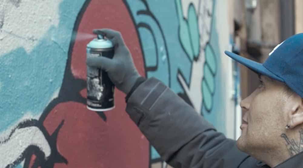 Graffiti feature