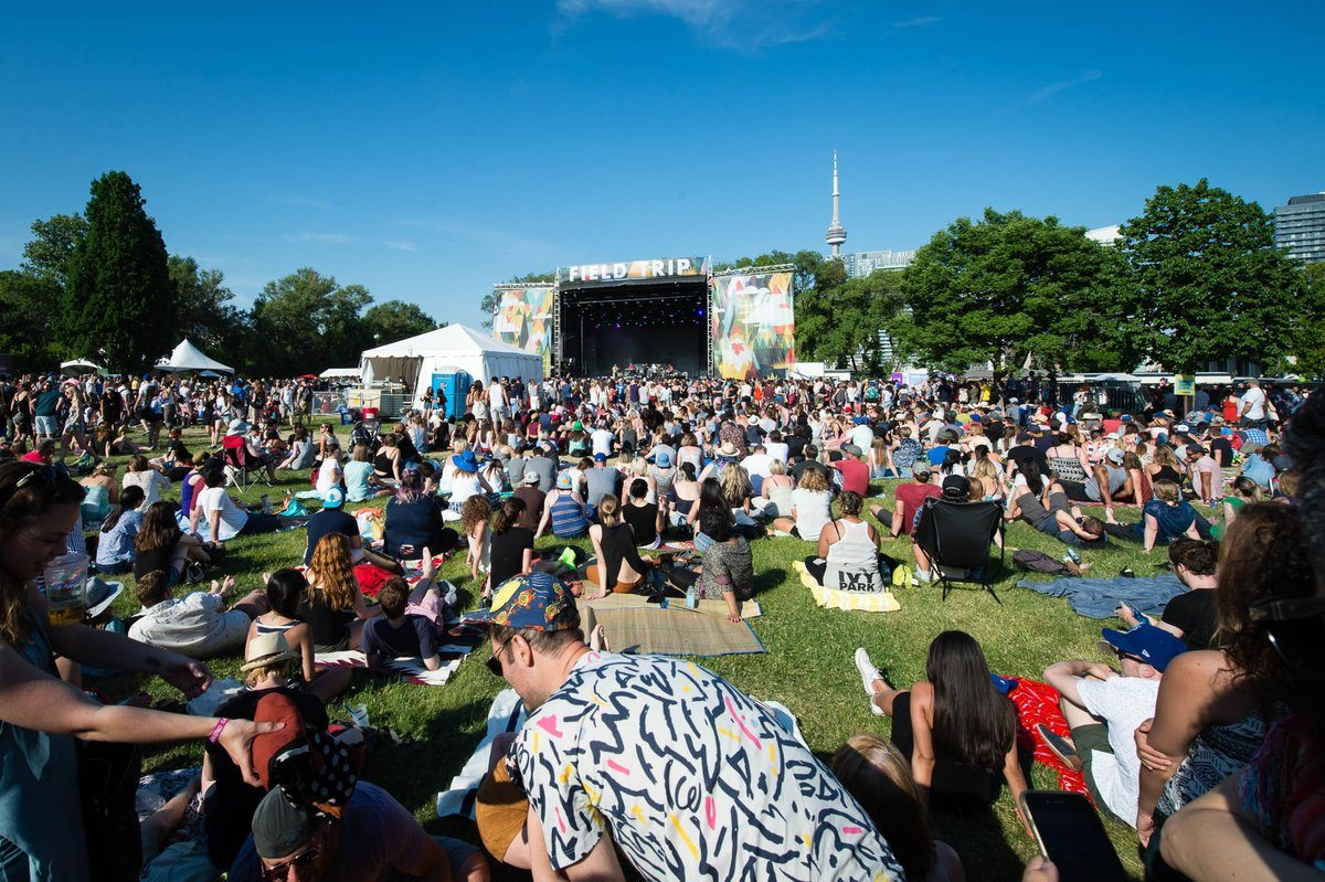 Toronto's Field Trip Festival releases 2017 lineup
