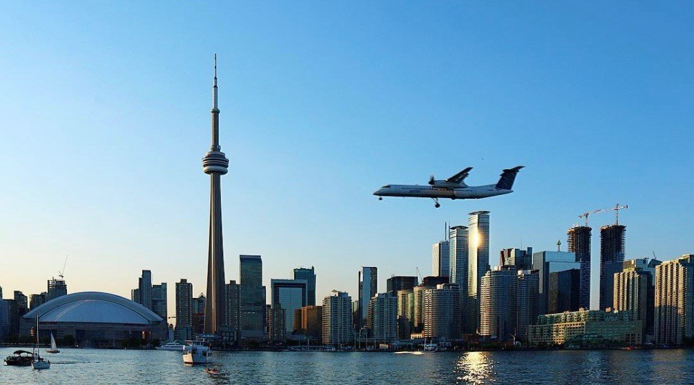 Toronto's Billy Bishop Airport named best in North America