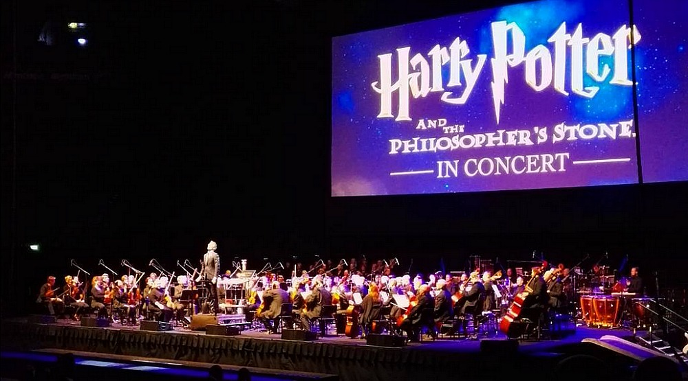 A Harry Potter live concert is coming to Montreal