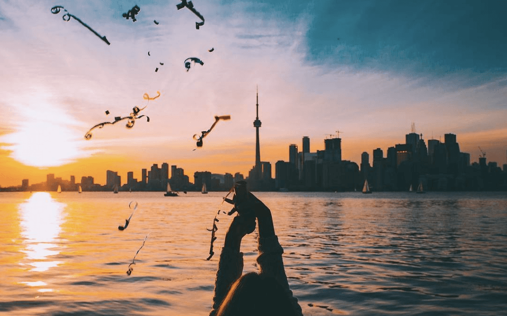 21 of the most beautiful photos of Toronto shared on its 183rd birthday