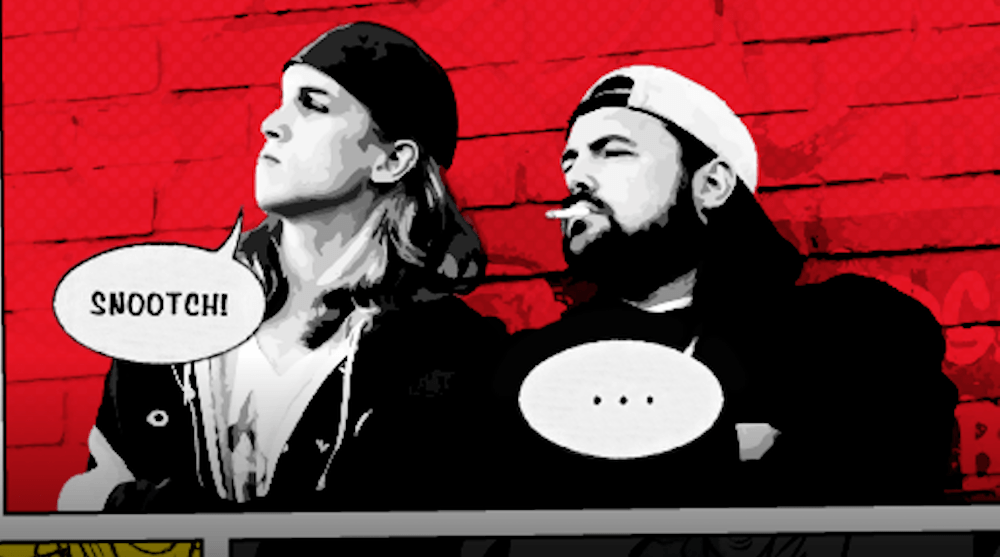 Jay and silent bob facebook