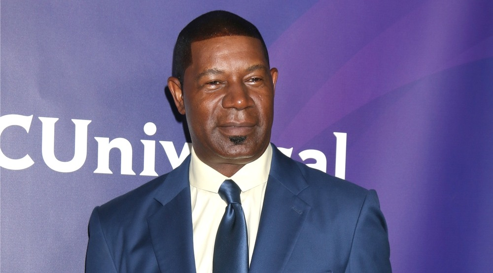 Dennis Haysbert at the NBCUniversal Cable TCA Summer 2016 Press Tour at the Beverly Hilton Hotel on August 3, 2016 in Beverly Hills, CA