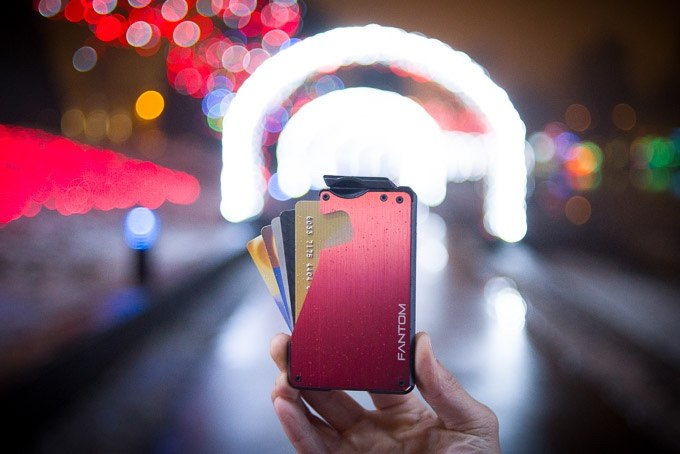 Fantom Wallet is a sleek choice for carrying cards and cash