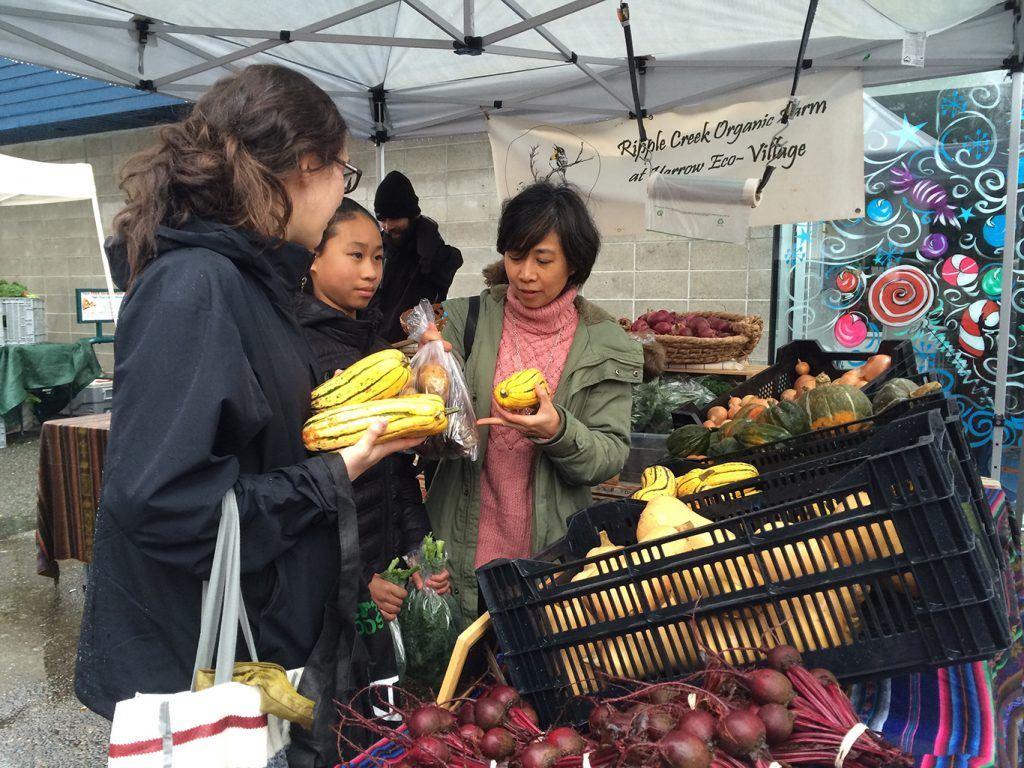 Port Moody Winter Farmers Market