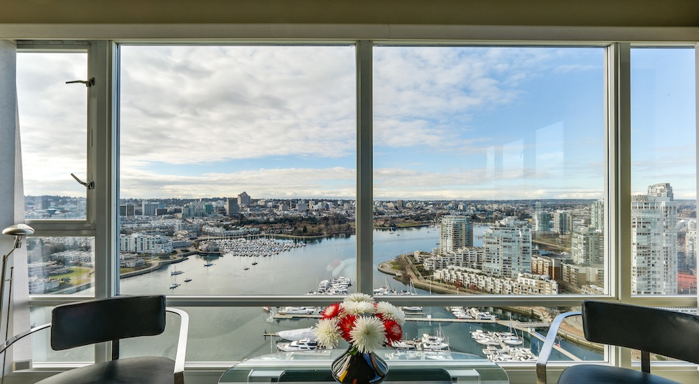 Open House: Soak in some sights from this Yaletown treasure