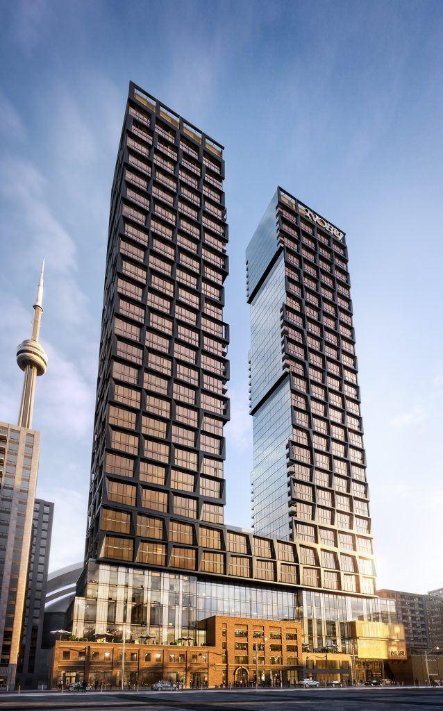 Nobu Residences Toronto
