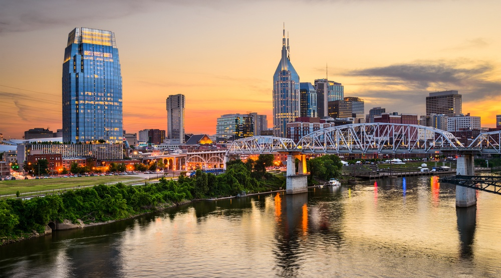 You can fly from Calgary to Nashville for $299 return next summer