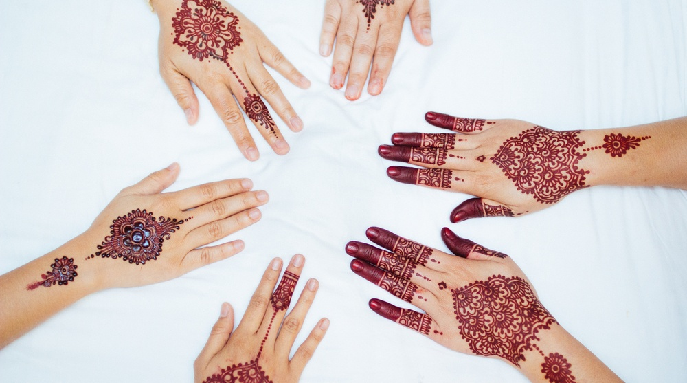 Celebrate Holi at Marlborough Mall this weekend with henna painting and more!