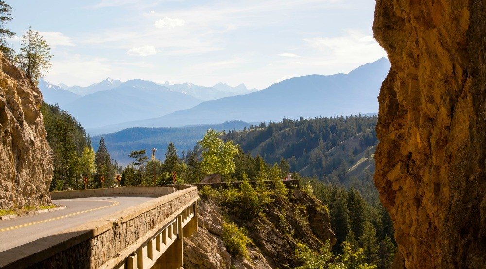 BC's Columbia Valley is the perfect place to unwind this spring