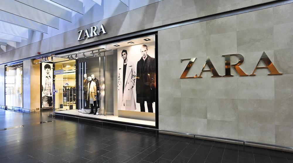 Zara shutterstock
