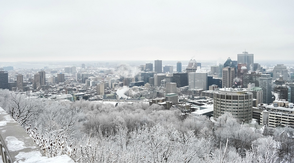 It's going to be -30 this Saturday in Montreal