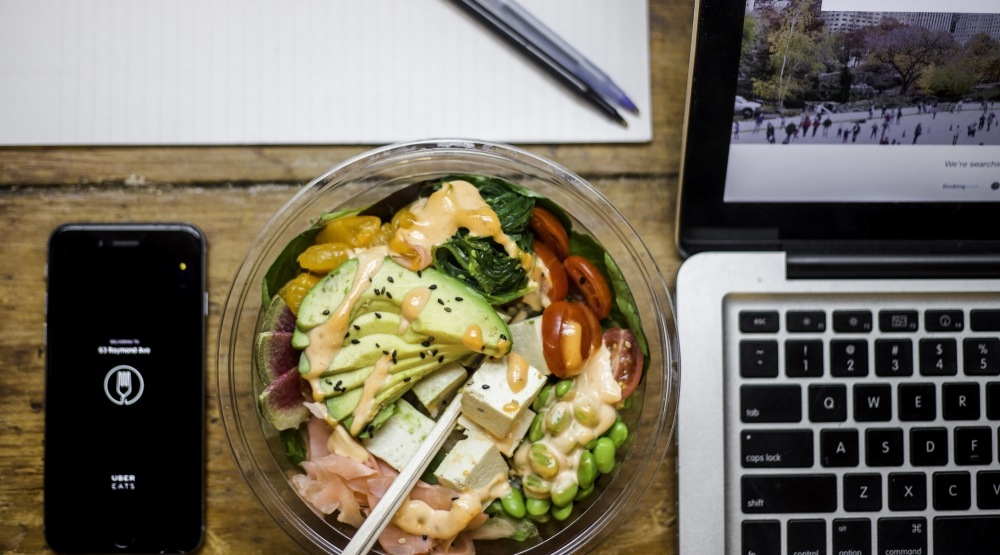You can get a FREE lunch delivered to you tomorrow in Toronto