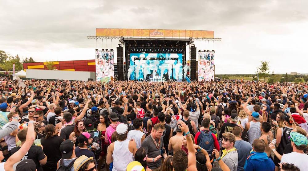 Chasing summer music festival facebook