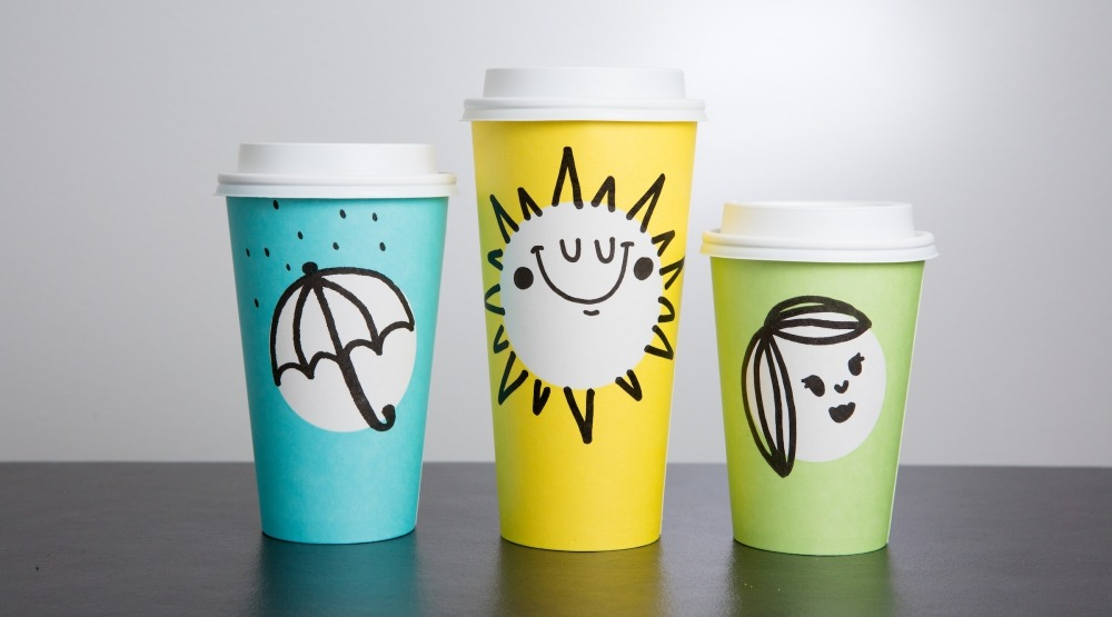 Starbucks to launch first-ever 'Spring Cups' next week (PHOTOS)