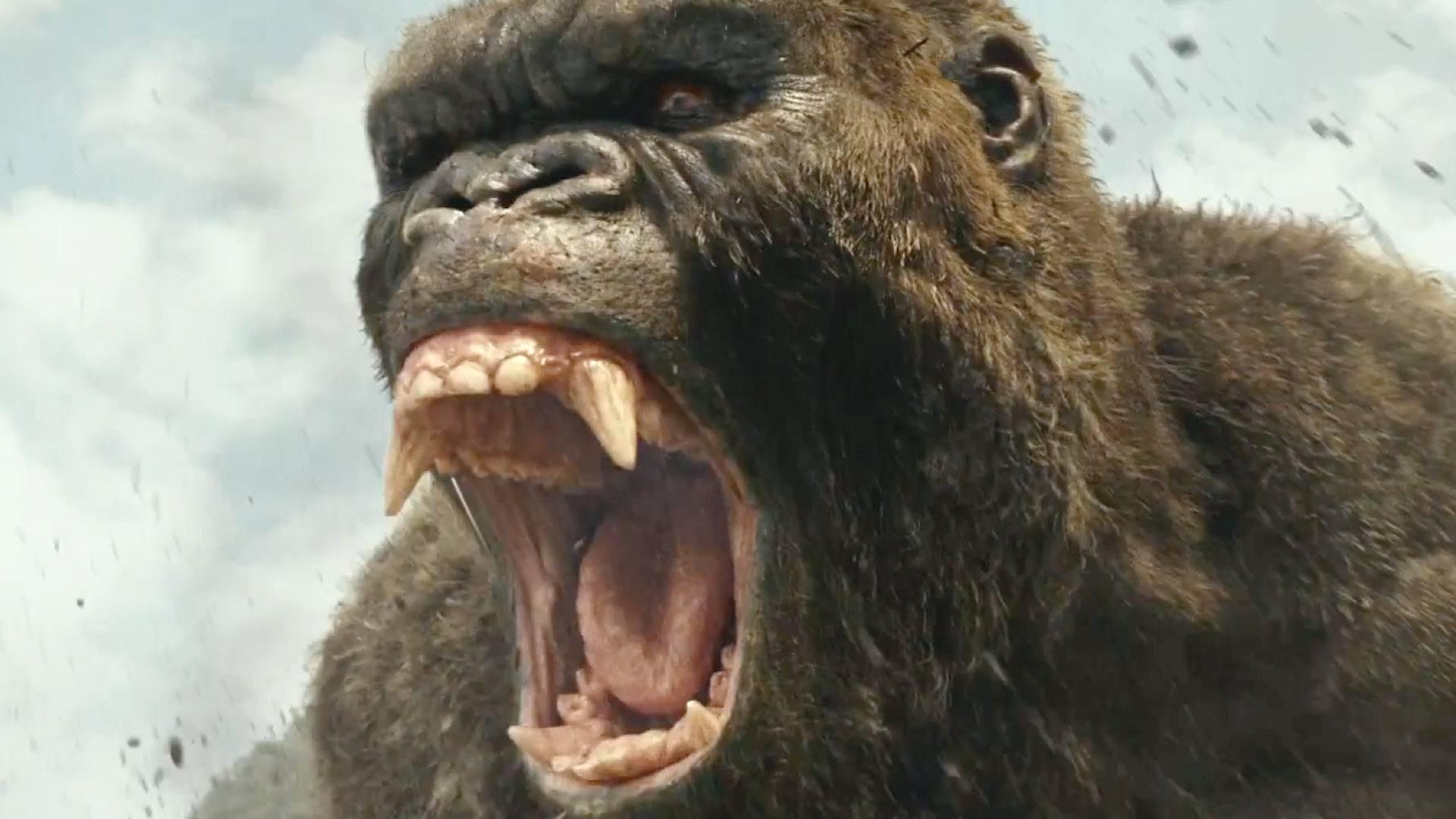 Kong Skull
