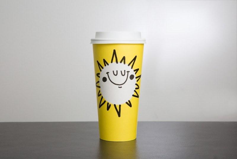 Starbucks spring cups