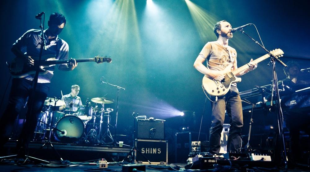 The Shins Vancouver 2017 concert at Queen Elizabeth Theatre
