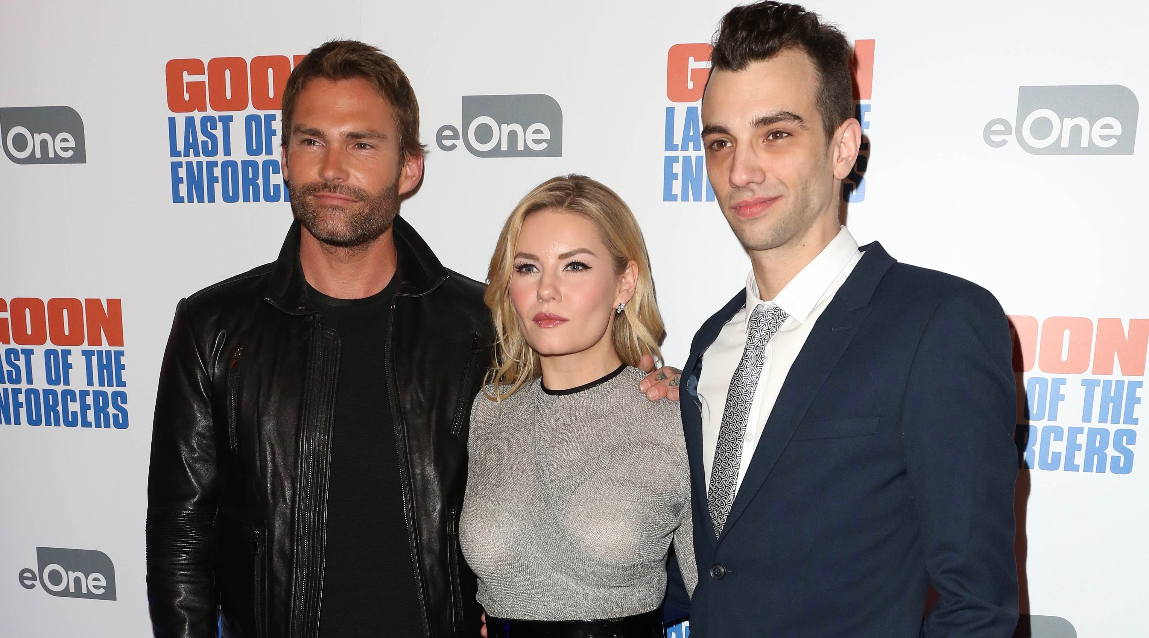 Stars turn out for world premiere of 'Goon: Last of the Enforcers' in Toronto (PHOTOS)
