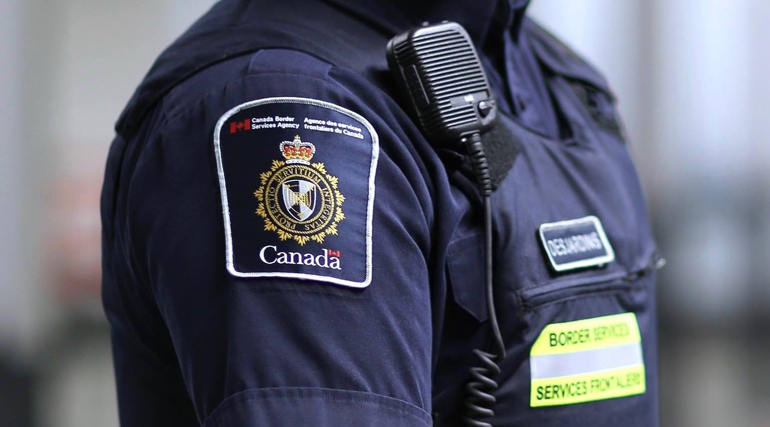 Canada border services