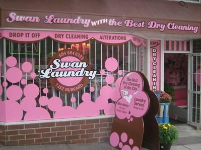 Swan Laundry (Swan Laundry)