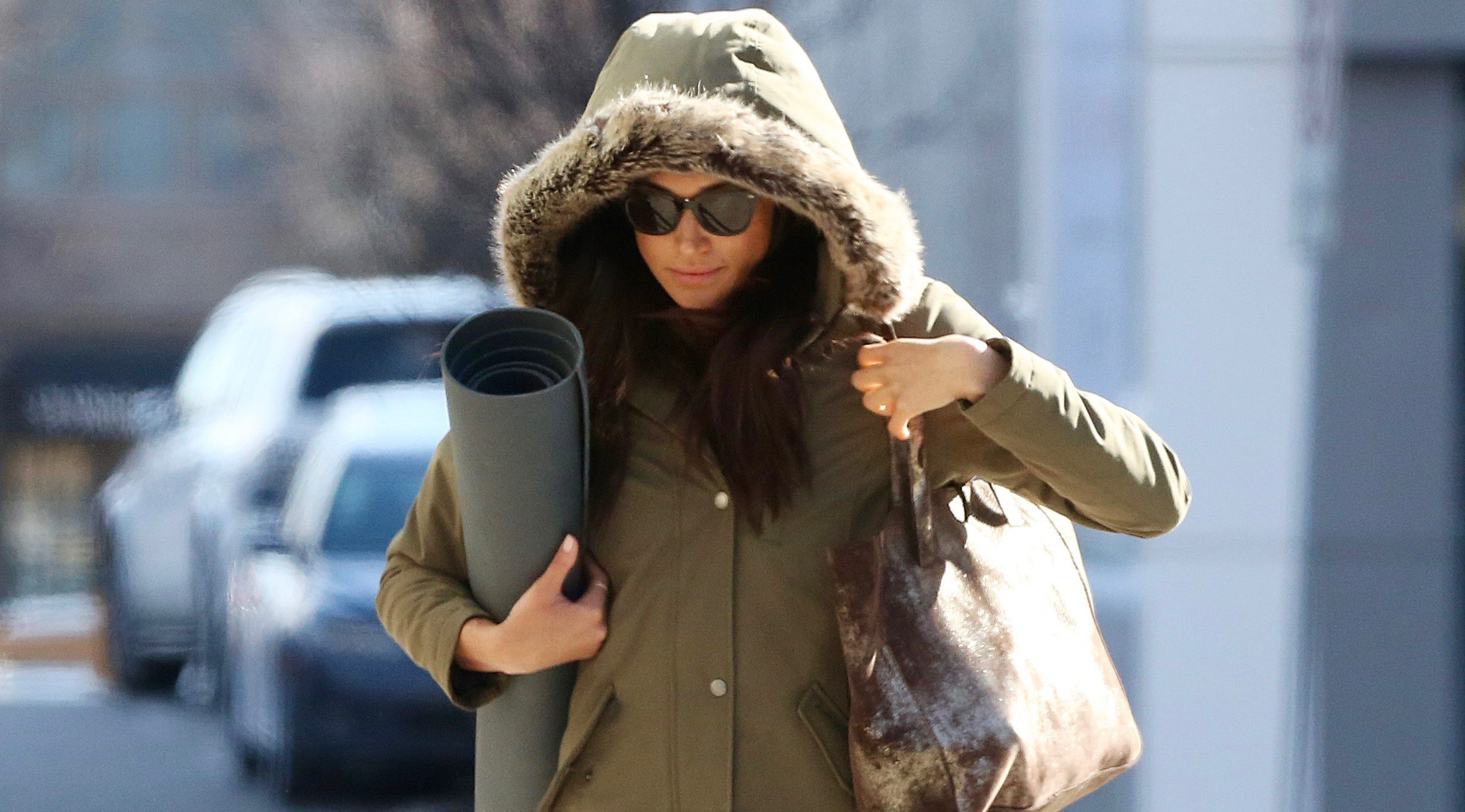 Meghan Markle spotted for first time in Toronto since going to Jamaica with Prince Harry (PHOTOS)