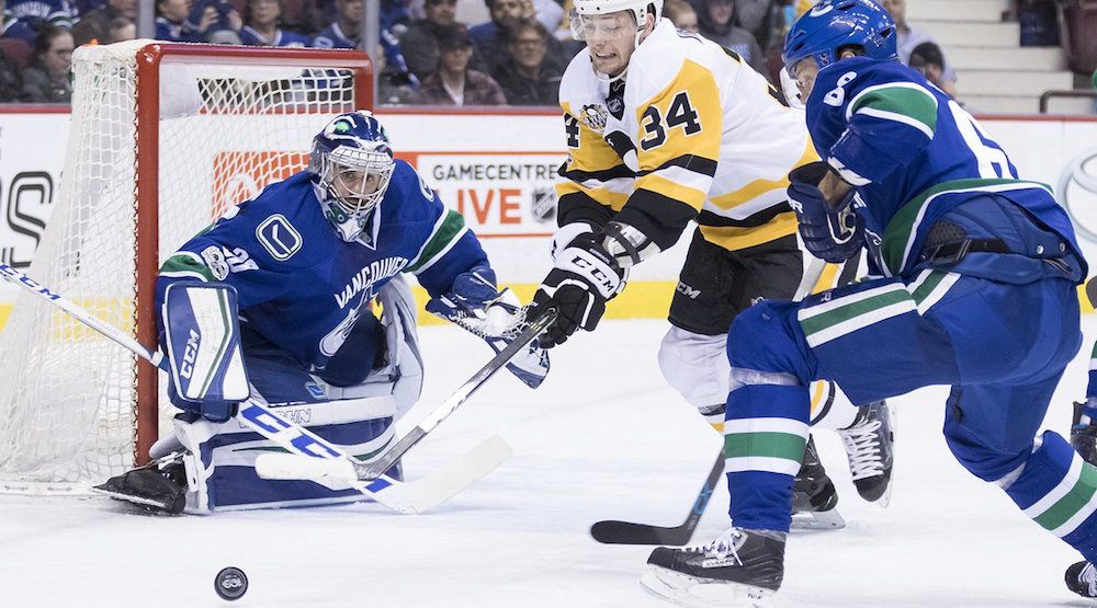 SixPack: 45 saves from Miller not enough for Canucks against Penguins