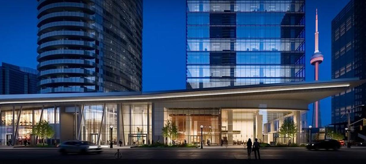 Cadillac Fairview announces new $500M, 32-storey office tower in Toronto (PHOTOS)