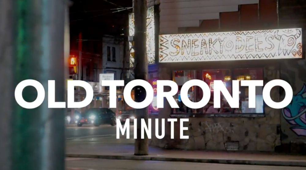 New YouTube series looks back at history of Old Toronto (VIDEOS)