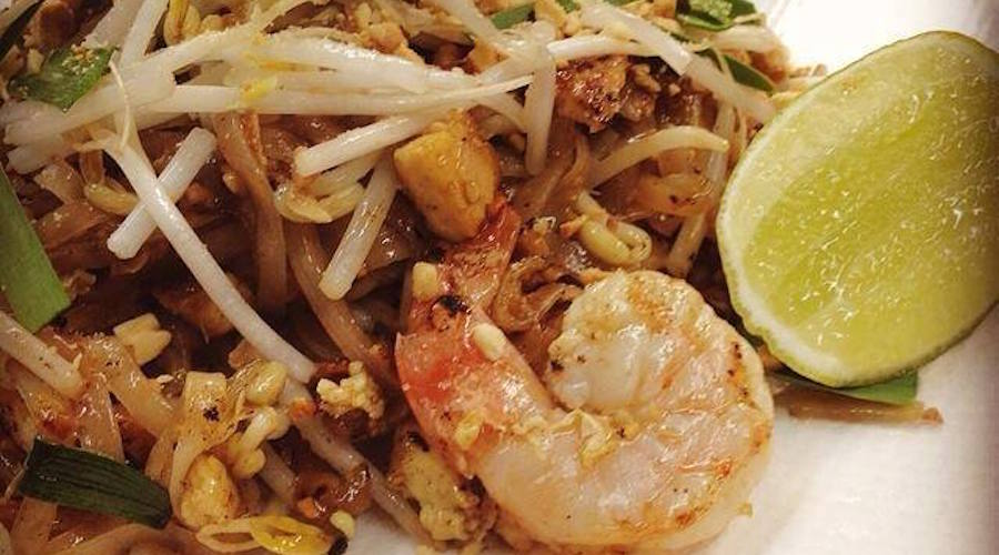 Pad thai maenam